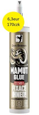 MAMUT Glue 290ml biely GOLD